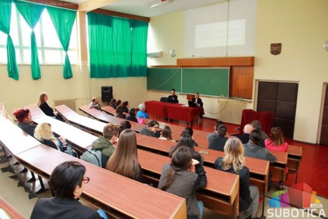 Visoka škola otvorila vrata budućim studentima