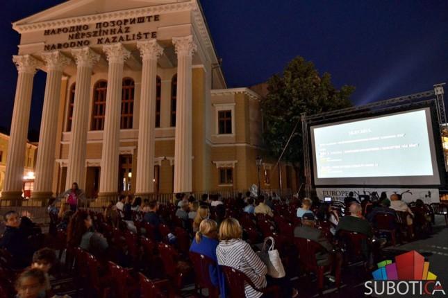 Večeras počinje serija projekcija filmskih klasika na Trgu