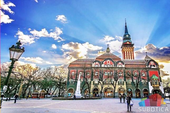 Raste interesovanje turista za Suboticu i Palić
