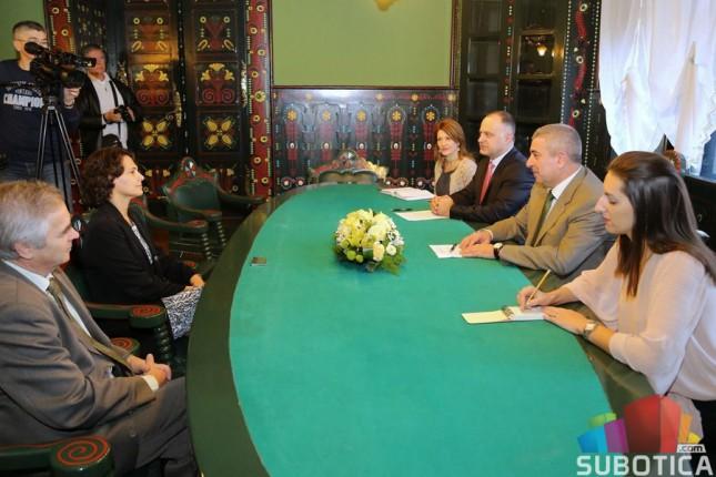 Ambasadorka Izraela posetila Suboticu