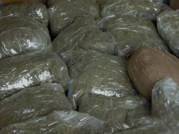 Zaplenjeno još 7,5kg marihuane na Horgošu