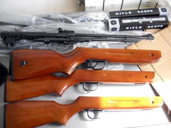 Sprečeno krijumčarenje oružja