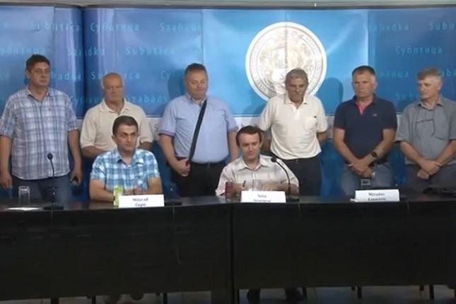 Potpisana deklaracija Saveza srpskih udruženja Severno-bačkog okruga