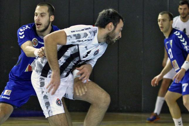 Rukometaši Spartaka bolji od Partizana (25:20)