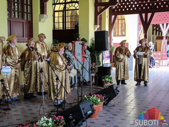 Danas počele Palićke vinske svečanosti 2013
