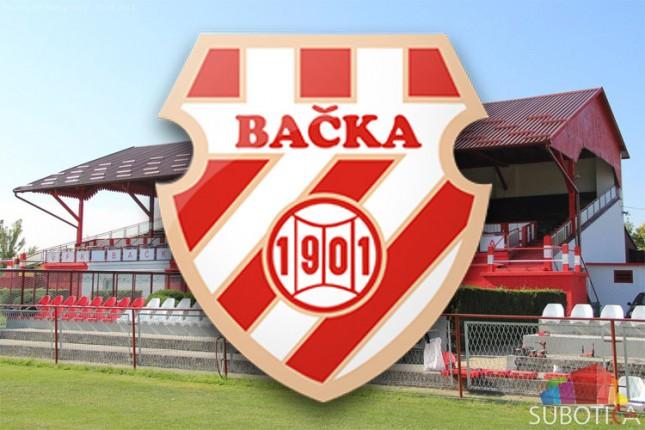 Fudbaleri Bačke igrali nerešeno protiv TSC (1:1)