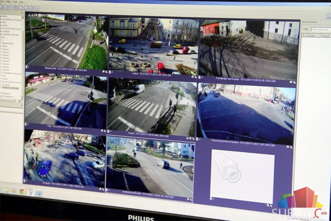 Video nadzor zvanično počeo sa radom