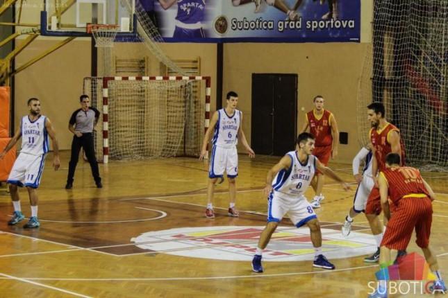 Minimalan poraz košarkaša Spartaka protiv Metalca (100:101)
