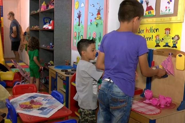 Inkluzivne radionice kao podrška deci iz Prihvatnog centra