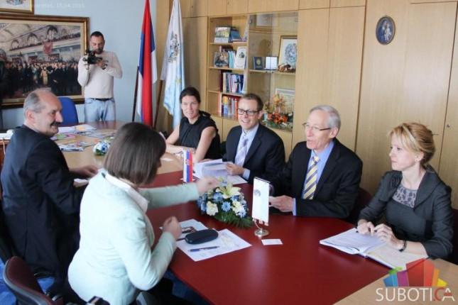 Američki ambasador posetio Bunjevački nacionalni savet