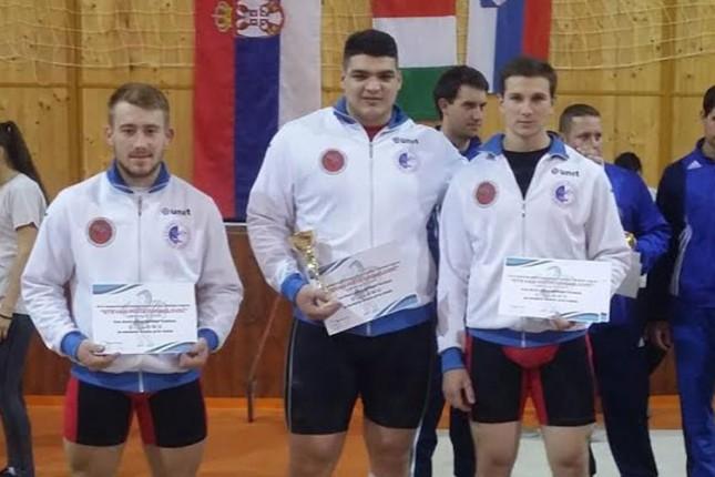 """Spartakovi dizači tegova najuspešnija ekipa memorijala  """"Stevan Pišta Gromilović"""""""