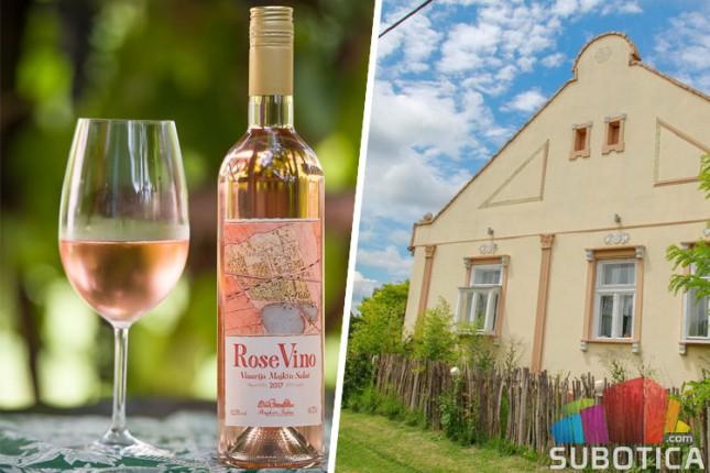 """Vinarija """"Majkin salaš"""" - poslastica za sve ljubitelje vina"""