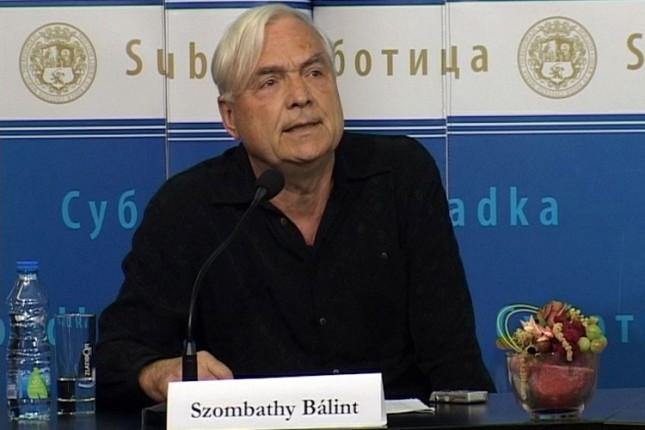 Izložba Balinta Sombatija posle 27 godina