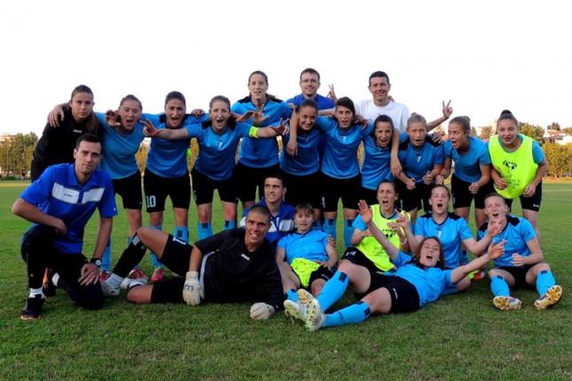 Fudbalerke Spartaka u finalu Kupa Srbije