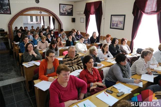 U Privrednoj komori održano predavanje za računovođe