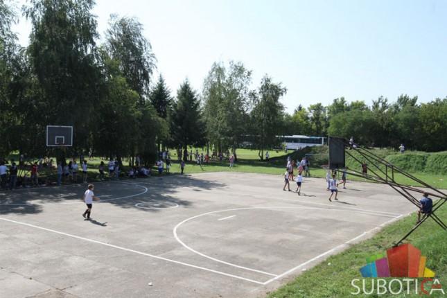 Održan sportski dan u školi na Bikovu