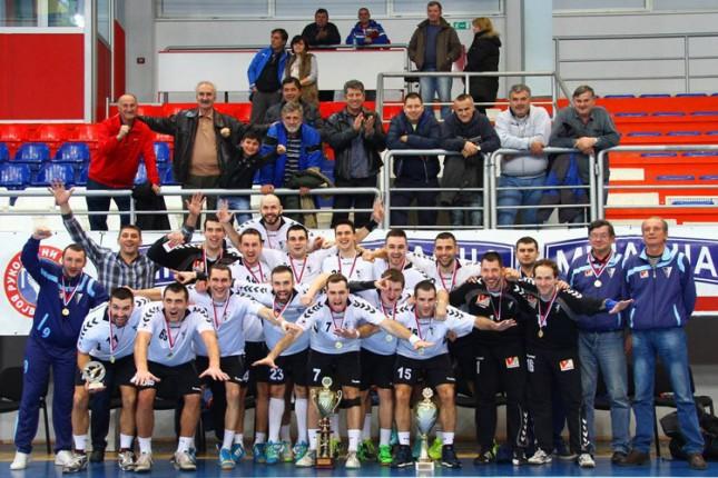 Rukometaši Spartaka osvojili Kup Vojvodine