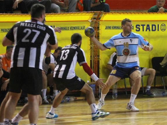 Drugi prvenstveni poraz rukometaša Spartak Vojputa