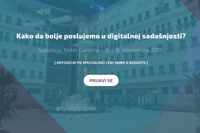 Webiz u Subotici: Kako da bolje poslujemo u digitalnoj sadašnjosti?
