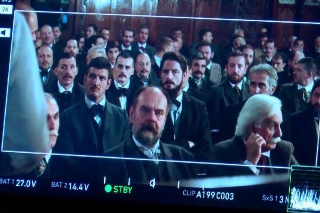 U Gradskoj kući snima se film o Svetozaru Miletiću