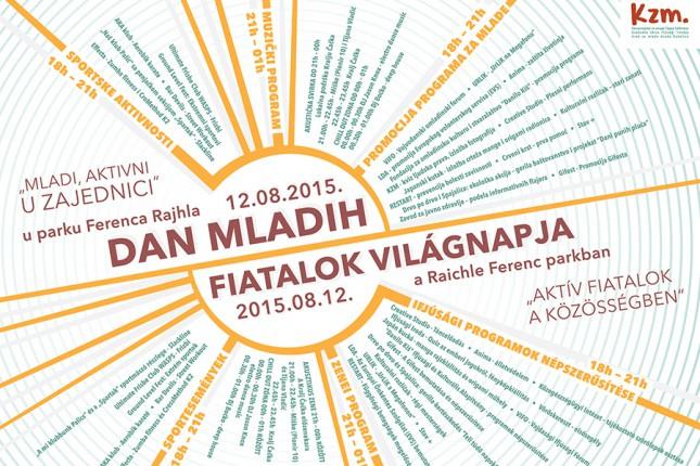 Obeležavanje međunarodnog Dana mladih 2015.