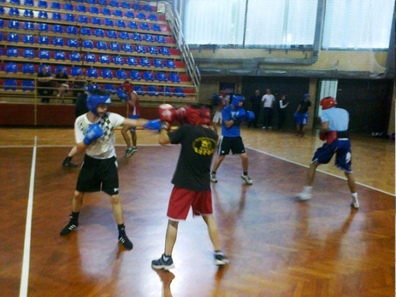 """Šest zlatnih medalja bokserskog kluba """"Spartak"""" na Pojedinačnom prvenstvu Srbije"""