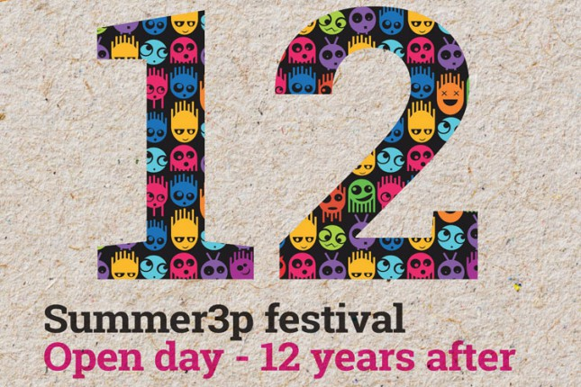 Summer3p festival proslavlja jubilej: koncert, monografija, izložbe, radionice, žurke
