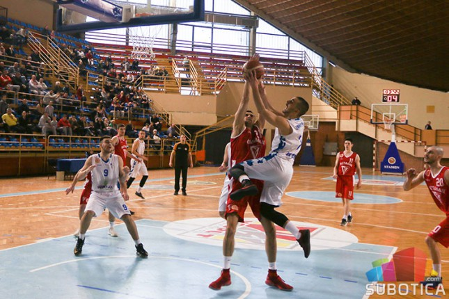 Košarka: Spartak dočekuje Novi Pazar u subotu