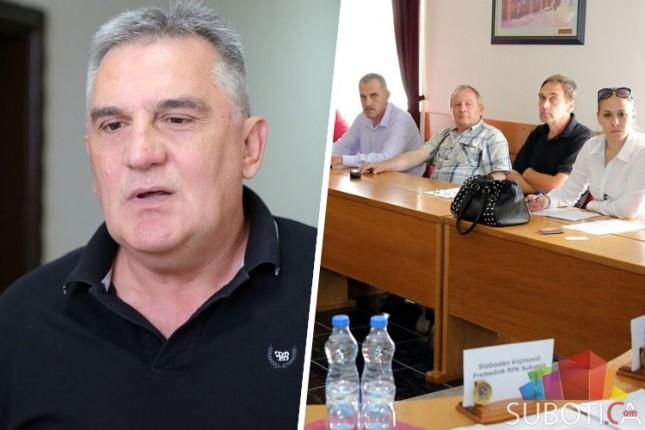 Održana Konstitutivna sednica Grupacije za privatno obezbeđenje RPK Subotica