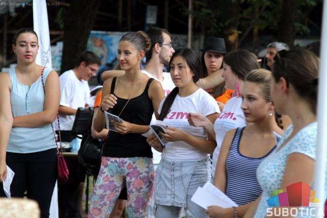 Obeležavanje međunarodnog Dana mladih u subotu na Prozivci