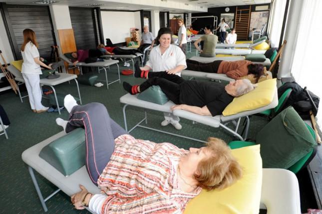 Besplatna rehabilitacija za penzionere