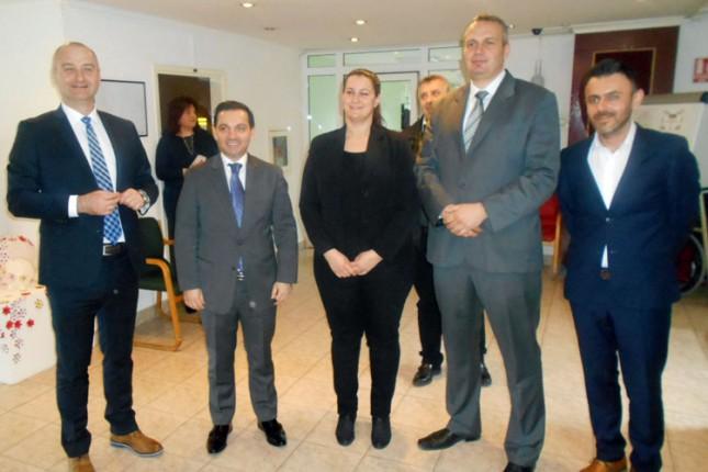 Potpredsednik Narodne skupštine posetio Gerontološki centar