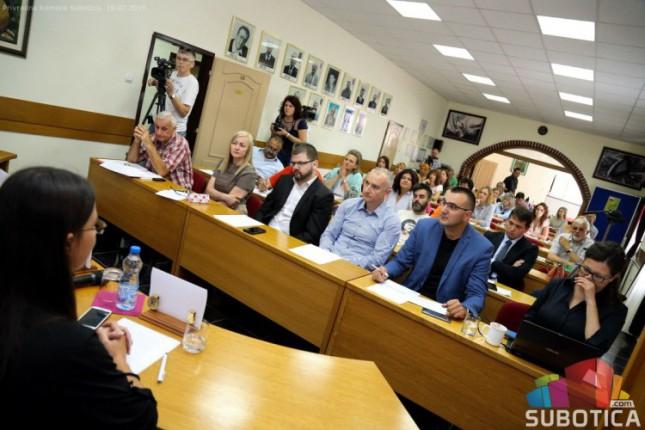 Konferencija o finansijskim i drugim vrstama podrške otvorila Preduzetnički letnji kamp