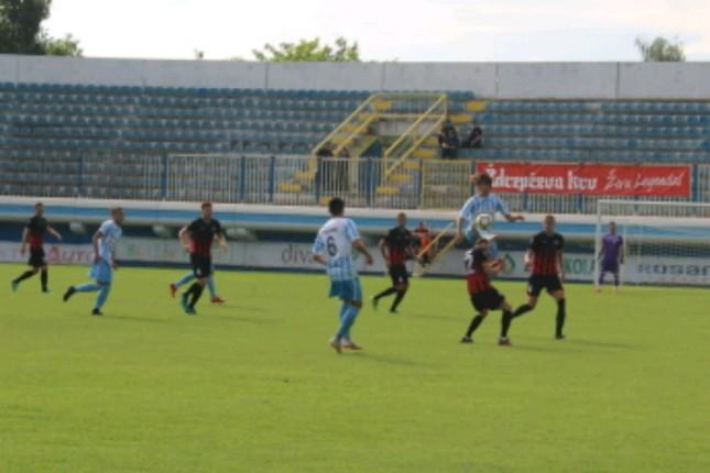 Fudbal: Spartak savladao Mačvu na startu sezone