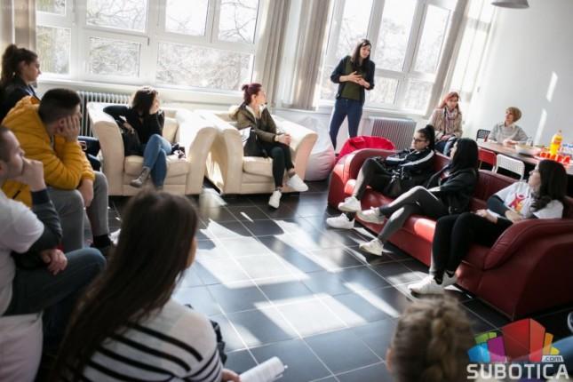 Visoka škola za obrazovanje vaspitača i trenera otvorila vrata budućim studentima