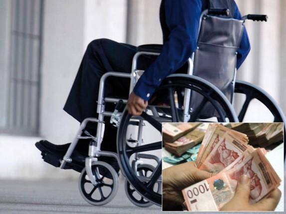 Isplata subvencija zarada za osobe sa invaliditetom