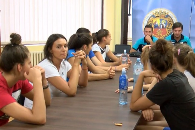 Odbojkašice Spartaka počele pripreme za novu sezonu