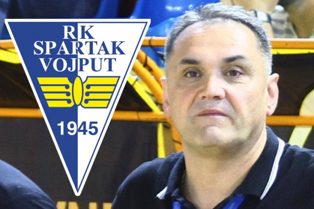 """Slaviša Laković novi šef struke Rukometnog kluba """"Spartak-Vojput"""""""