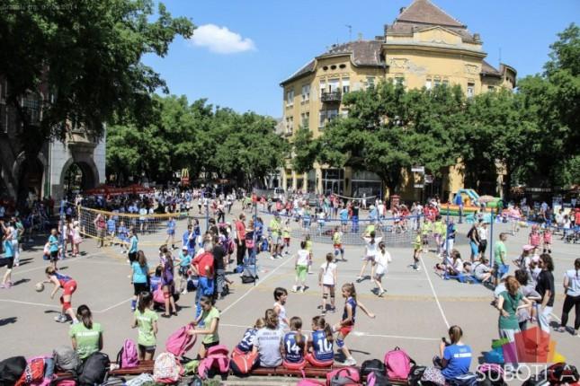 Održan 14. Streetvolleyball turnir