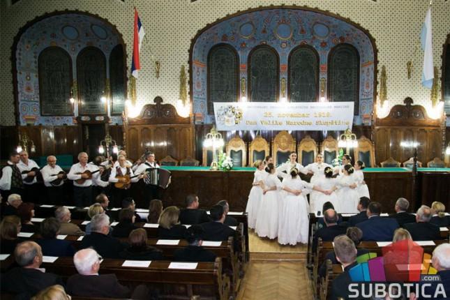 Bunjevci obeležili Dan Velike narodne skupštine