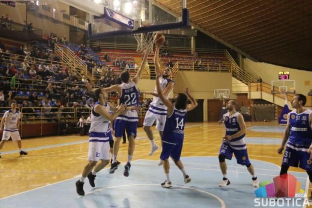 Košarka: Spartak u neizvesnoj završnici propustio priliku da savlada Novi Pazar