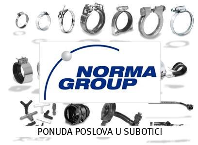 Norma group traži radnike - aktuelna ponuda poslova
