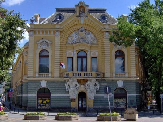 """Izložba """"Blago subotičke biblioteke"""" u Gradskoj biblioteci"""
