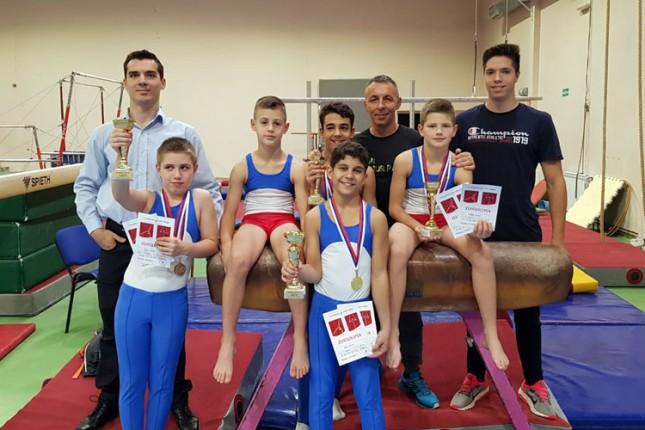 Gimnastika: Subotičani prvaci države u tri selekcije