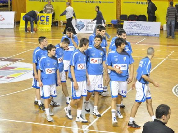 Košarkaši Spartaka poraženi od Partizana B