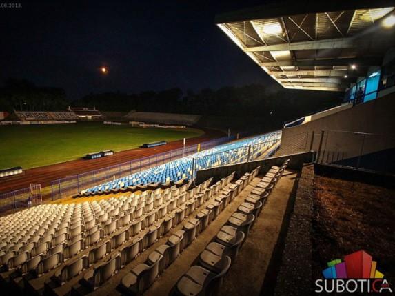 Stadion dobija novo lice