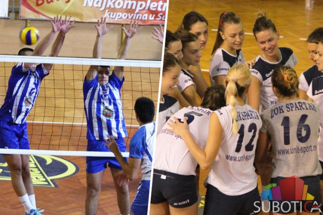 Odbojkaši poraženi u prvom meču Kupa Srbije, odbojkašice pobedile