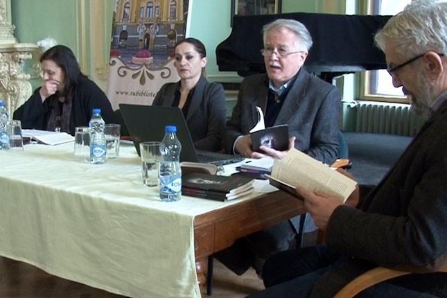 """Održana promocija knjige Bore Ćosića """"Vražji nakot"""""""
