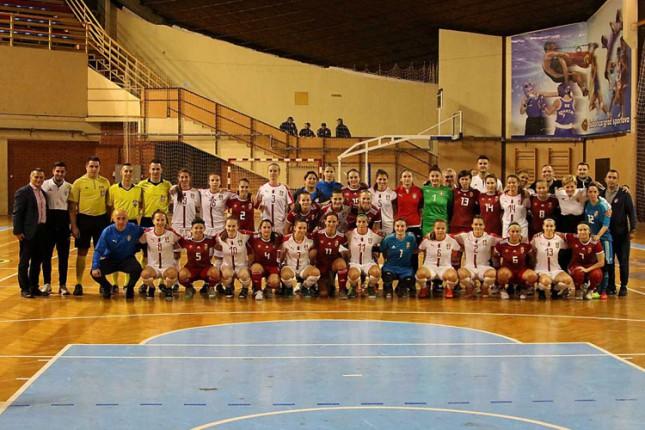 Futsal (Ž): Mađarska bolja od Srbije u prijateljskom meču
