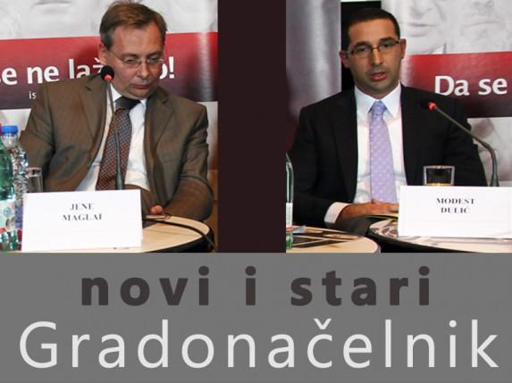 "Drugi politički ""razvod"" DS i SVM u poslednjih pet godina"